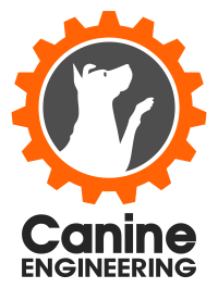 Canine Engineering Logo